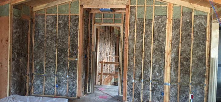 Insulation update