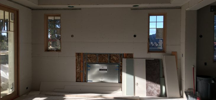 Drywall update