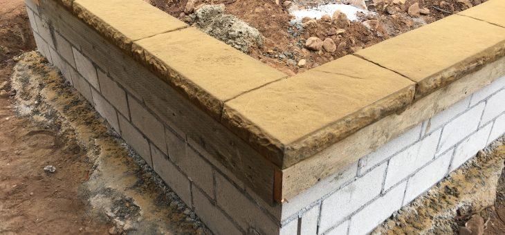 Fake sandstone