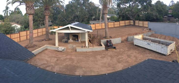 Drainage and grading